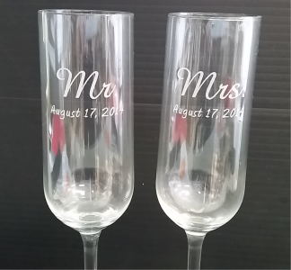 Engraved Flutes